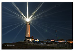 Fresnel Lighting of Pigeon Point Lighthouse