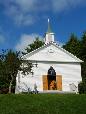 Doon Village Heritage church