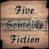 five sentence fictionNewFSFBadge-1.jpg