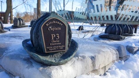 Fireman Memorial Hat P3