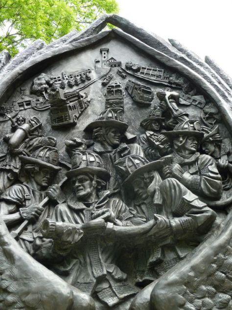 Kitchener Firefighters Memorial